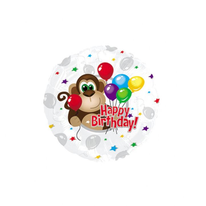 [Balloons]Monkey Around Birthday