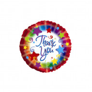 [Balloons]Thank You Burst