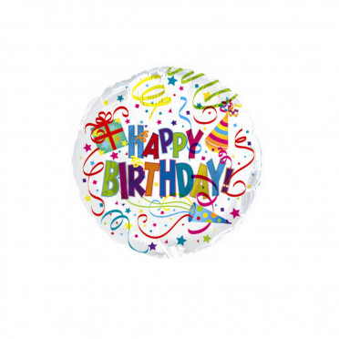 [Balloons]Happy Birthday