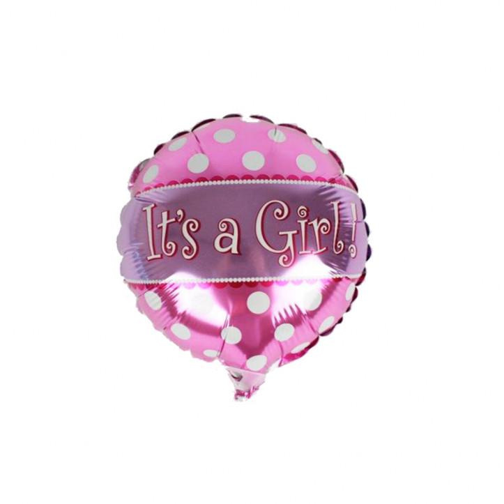 [Balloons] Baby Girl