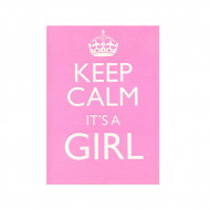[Greeting Card] It's A Girl