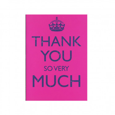 [Greeting Card] Thank You