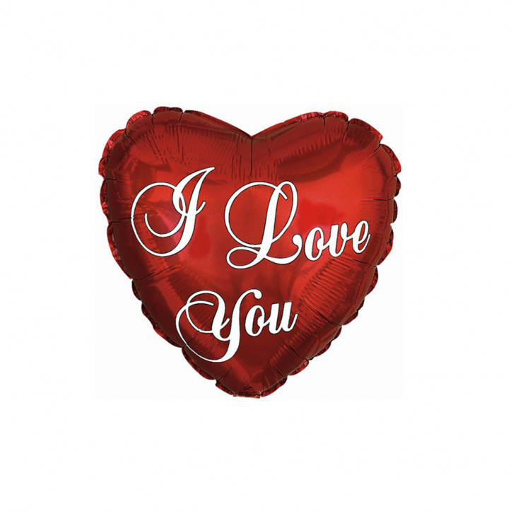 [Balloons] I LOVE YOU