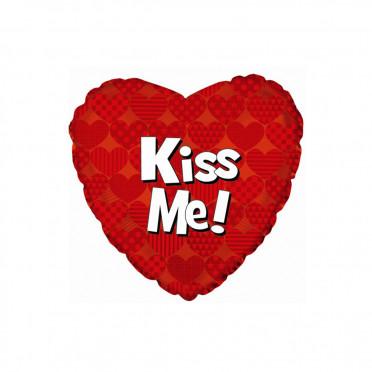 [Balloons] KISS ME LOTS OF HEARTS