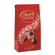 Lindt Chocolates Lindor Milk Choc 125g