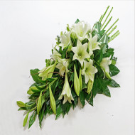 Lily Funeral Spray